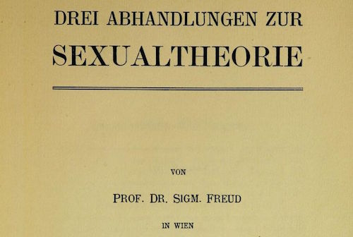 Freud theory of sexuality summary