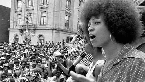 Image result for angela y davis