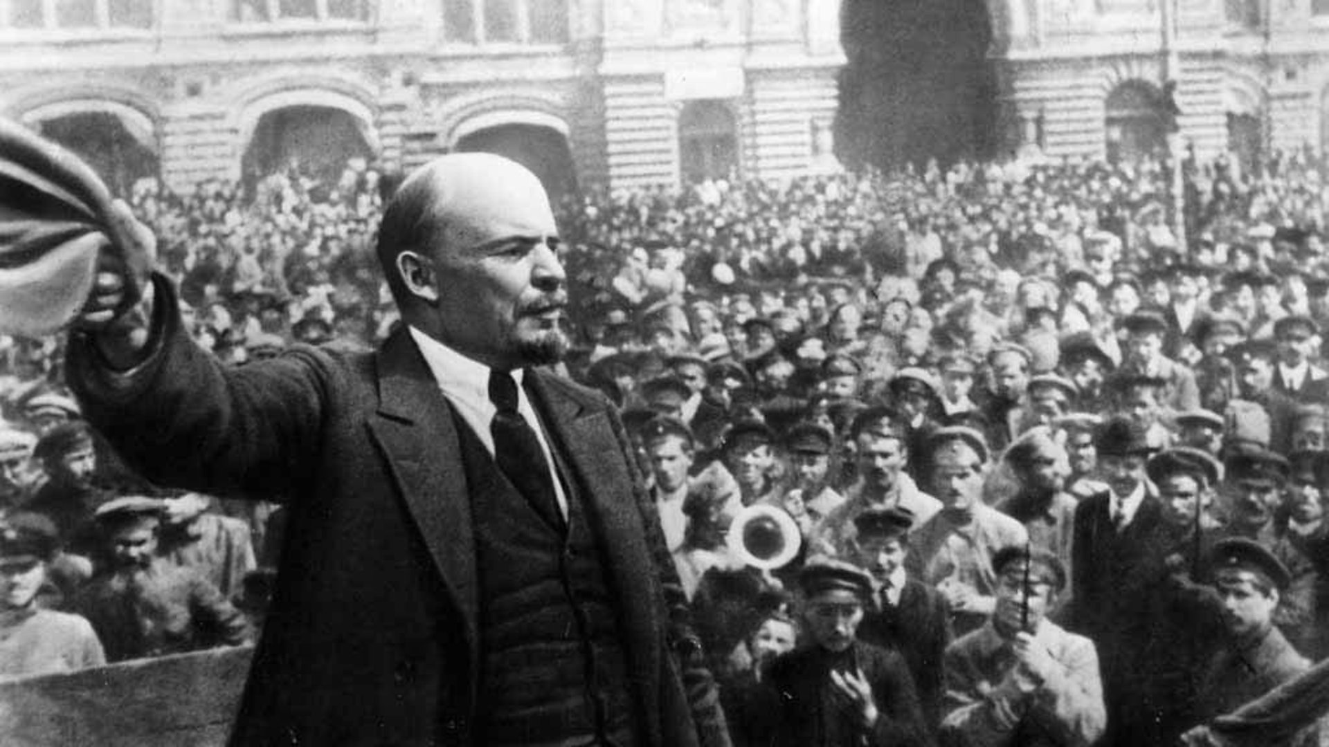 Why do the Finns love Lenin 80