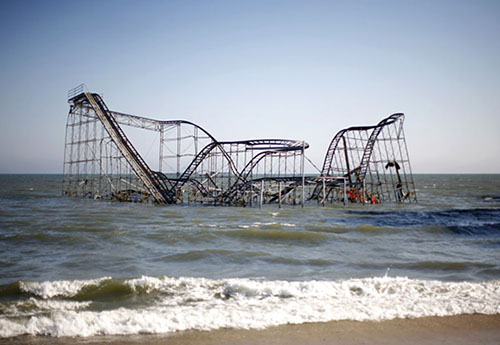 Rollercoasterwater-