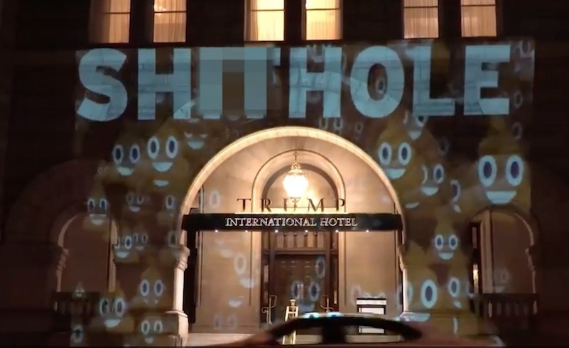 Shithole-trump-tower-