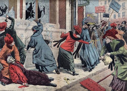 Suffrage-