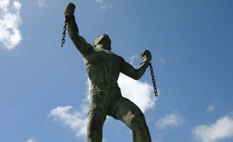 Emancipation-statue_barbados-