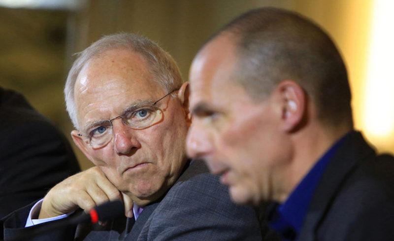 Varoufakis-schauble-