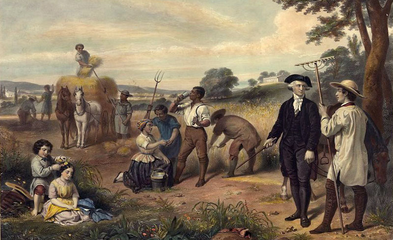 George-washington-farming-