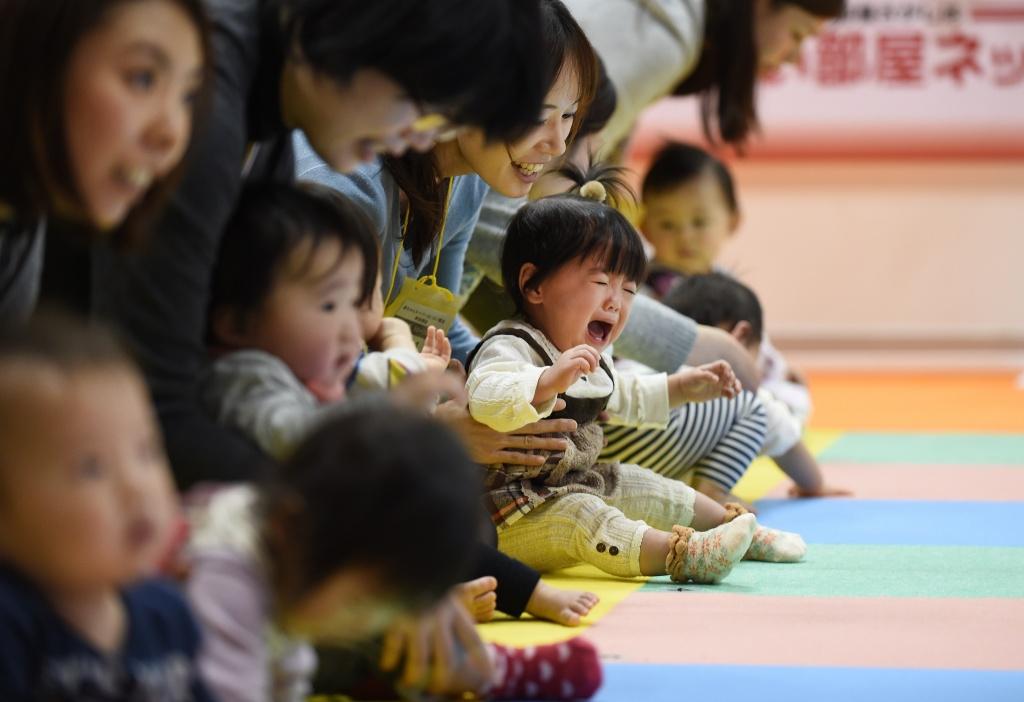 Размножение японцев секс
