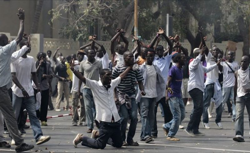 Dakar_protest_2018-