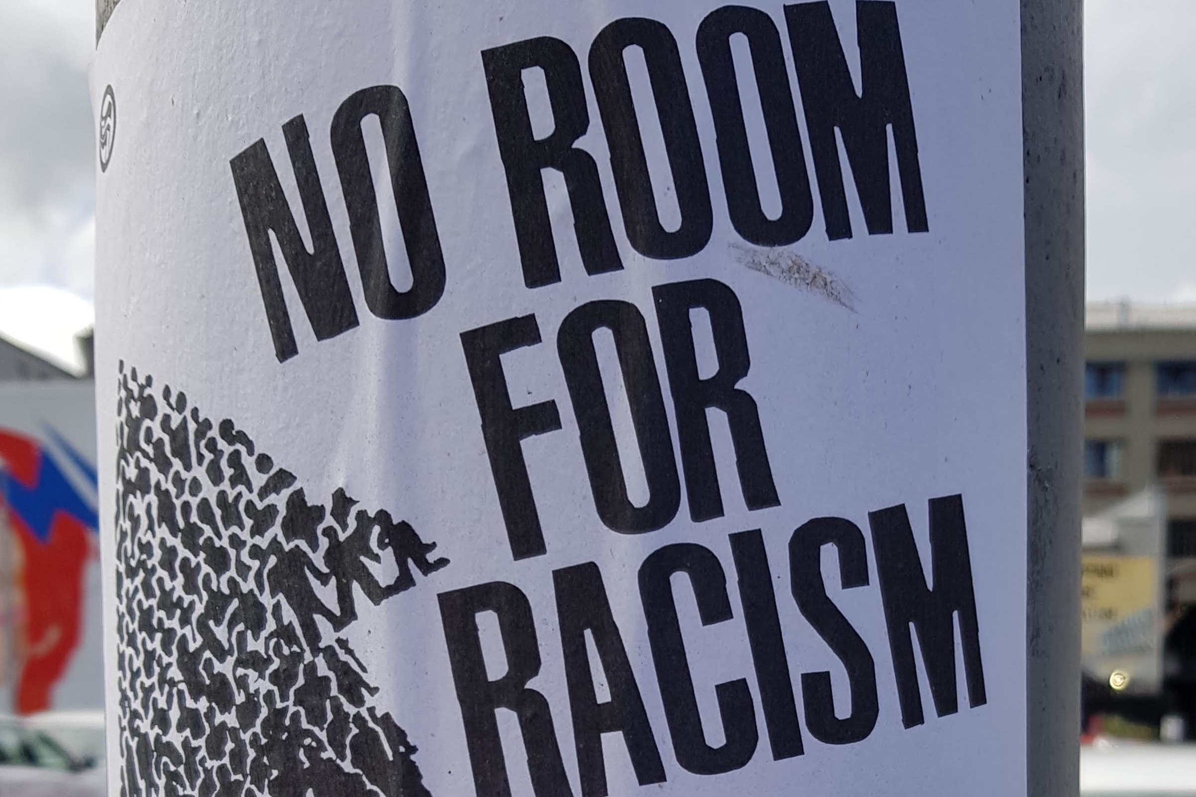 Noroomforracism-