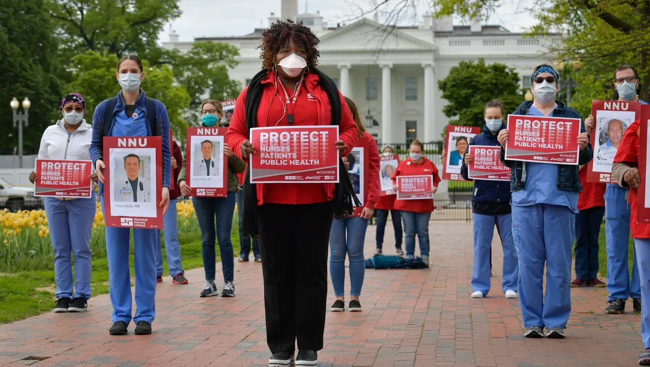 Protest_nurses_protest_in_dc-