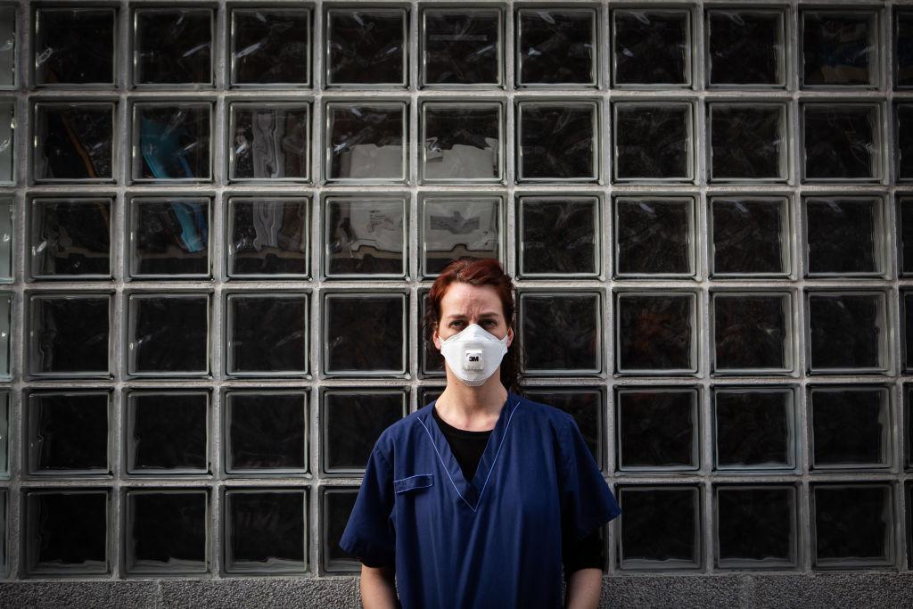 Nurse-face-mask-
