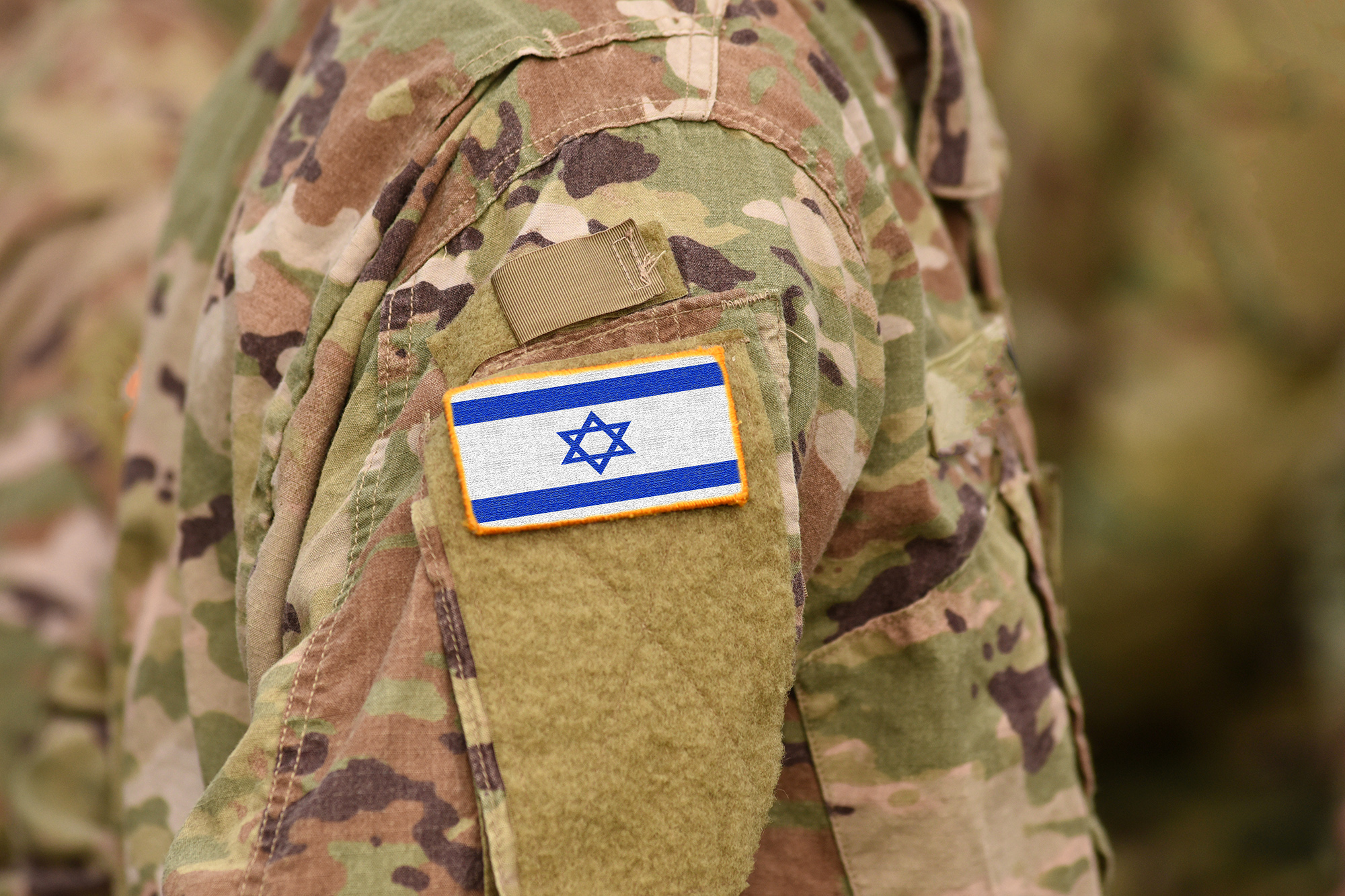Israeli-defense-forces-idf-soldier-flag-