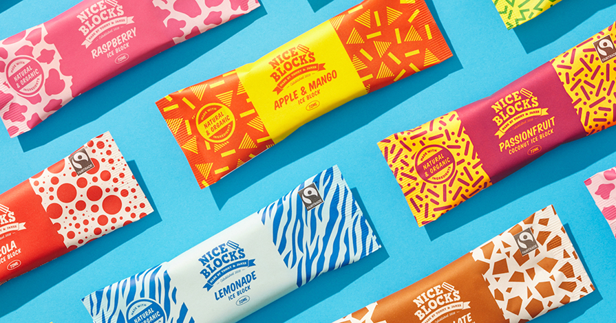 Bold-colored-packaging-design-