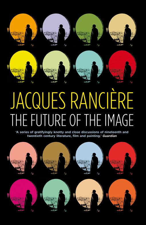 ranciere aisthesis translation He has translated and introduced blanchot's political writings 1953-1993 ( fordham, 2010) and rancière's aisthesis: scenes from the aesthetic regime of  art.