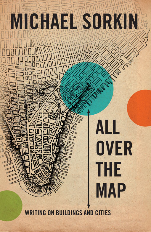 Book Cover Typography Map ~ Verso