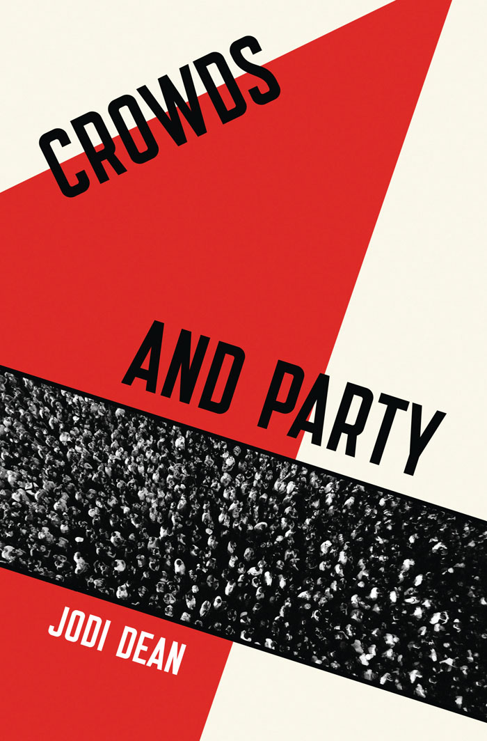 Verso crowdsandparty cover fandeluxe Images