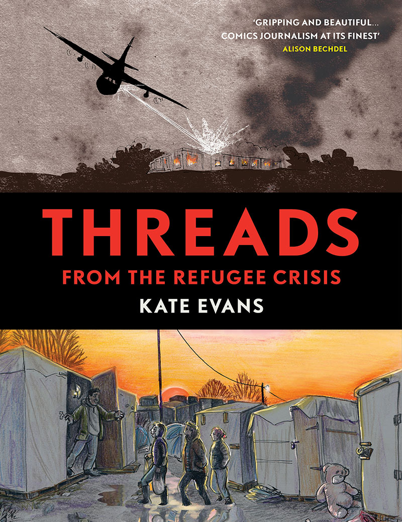 Image result for threads kate evans