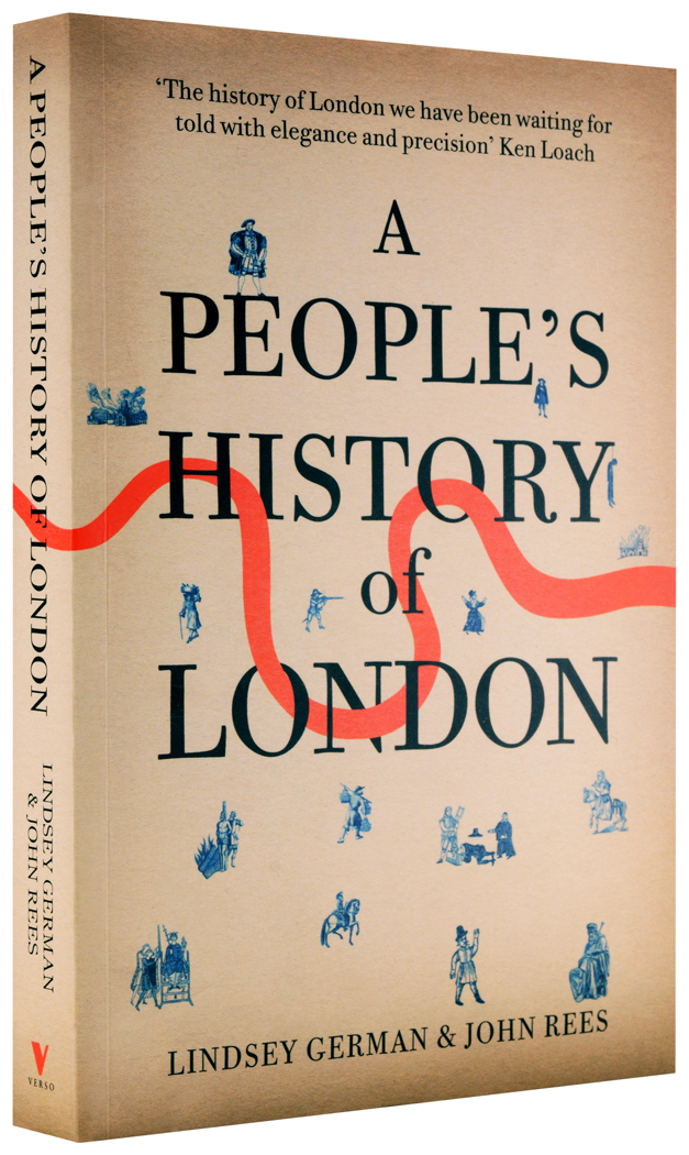 A Peoples History Of London 1050st