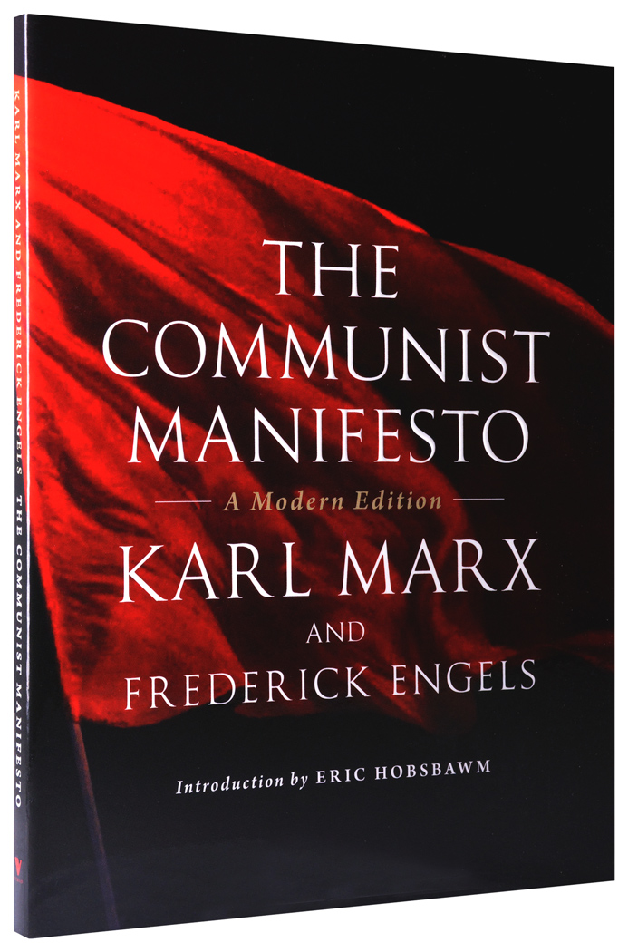 main thesis of communist manifesto Communist manifesto 1848 by karl heinrich marx: how marxist has the united states become although marx advocated the use of any means, especially including violent revolution, to bring about socialist dictatorship, he suggested ten political goals for developed countries such as the united states.