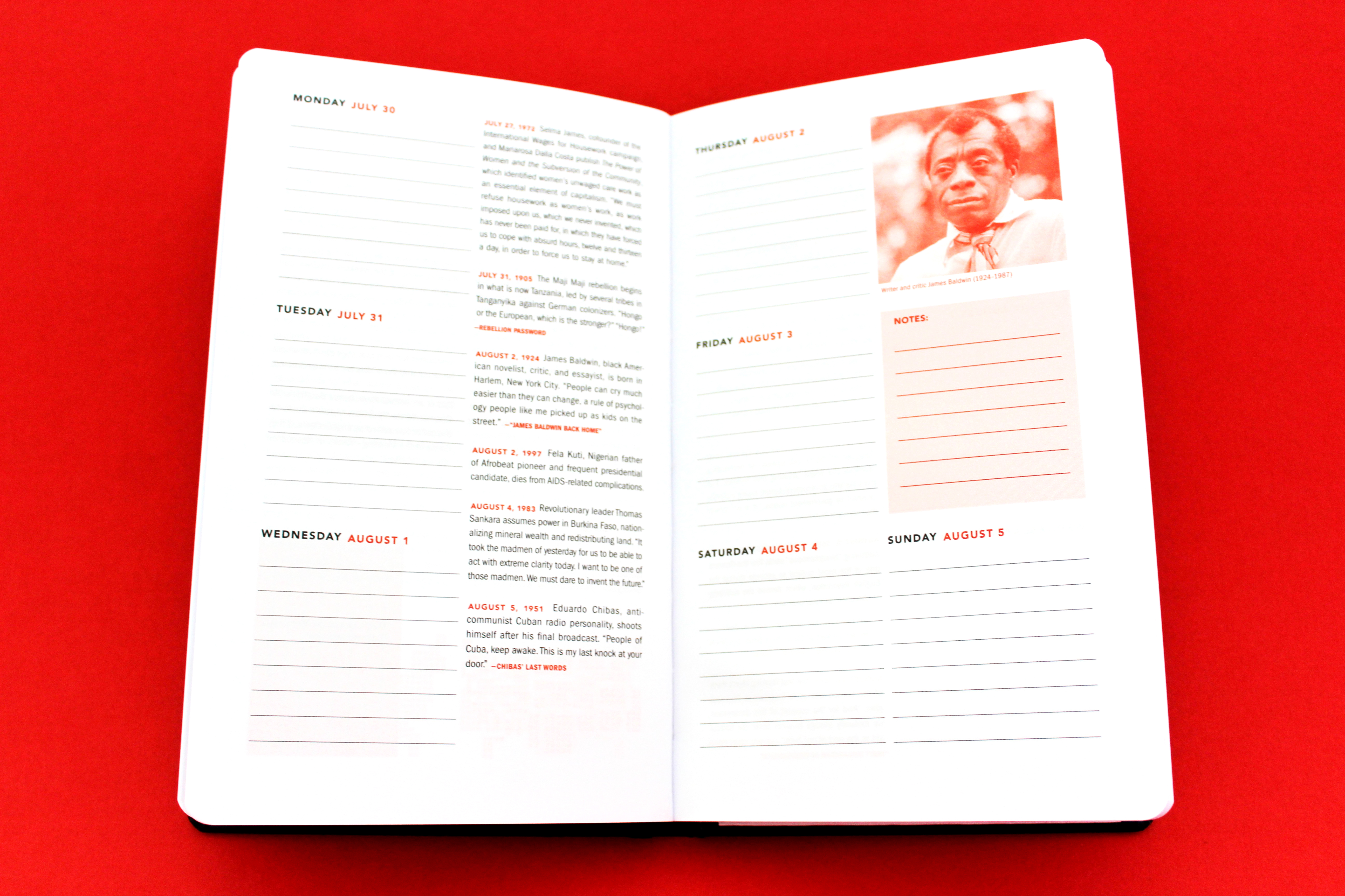 Diary-doublepage-red